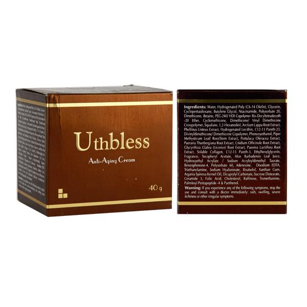 Uthbless Anti Aging Cream 40 gm
