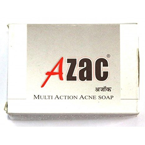 Azac acne soap pack of 4