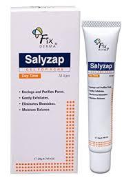 SALYZAP GEL FOR ACNE DAY TIME