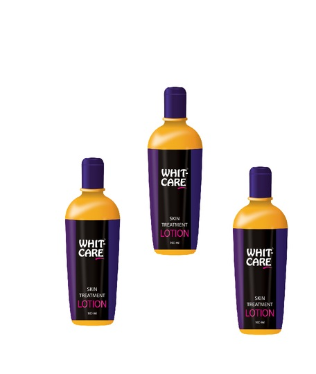 Whit Care Skin Treatment Lotion 100 ml pack of 3