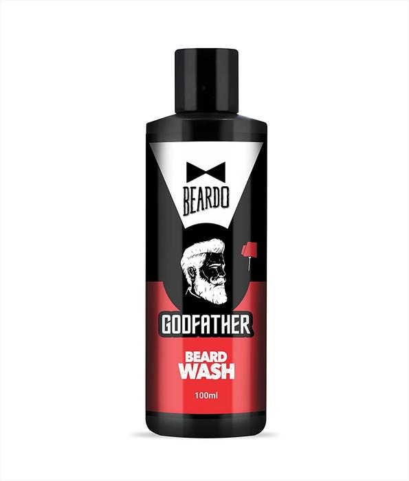 BEARDO GODFATHER BEARD WASH 100ML