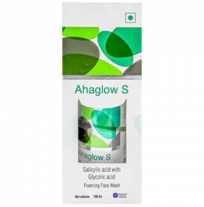 Ahaglow S Face Wash100ml