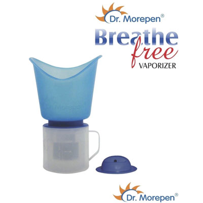 Dr. Morepen Breathe Free Vaporizer Blue