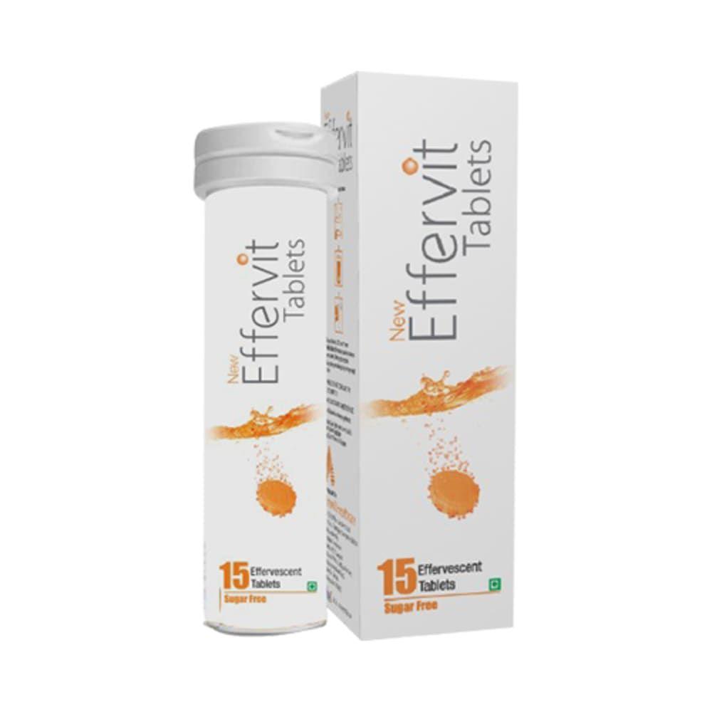 Effervit Tablet - 15 tablets