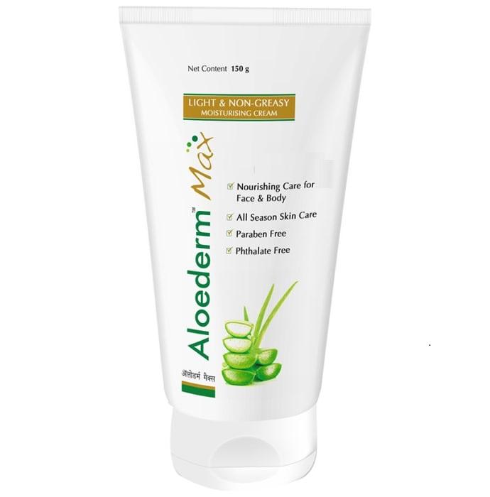 Aloederma Max Moisturising Cream 150g