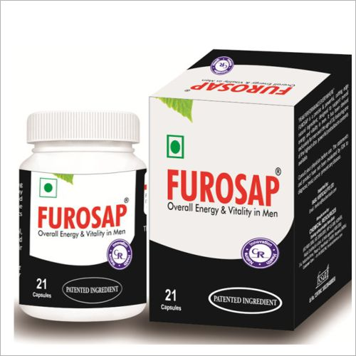 FUROSAP Overall Energy and Vitality In Men 30's