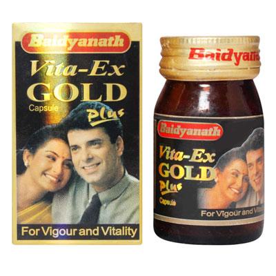 Vita Ex Gold Plus 20 Cap