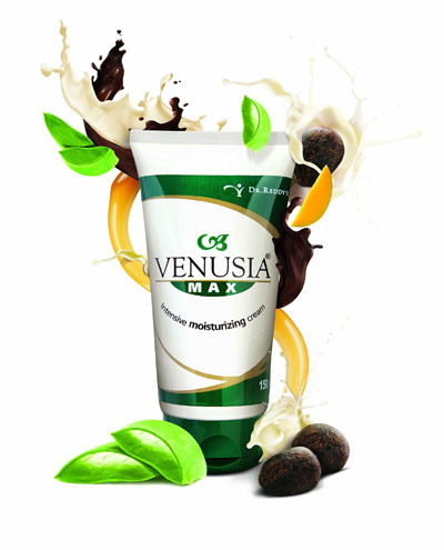 Venusia Max intensive moisturizing cream 150 gm