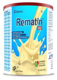 Rematin IBD powder vanilla flavour