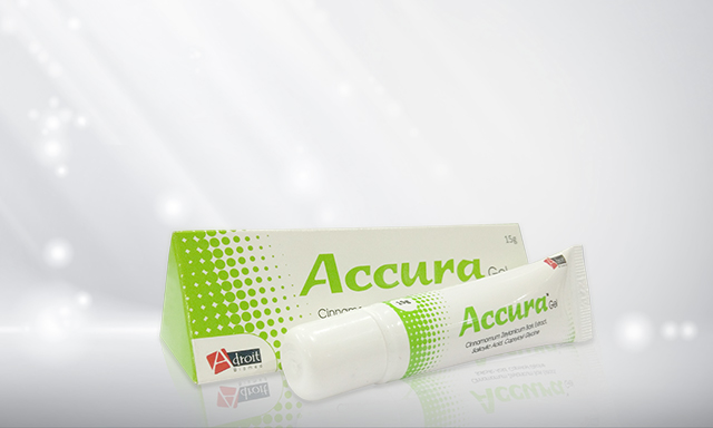 Accura Gel 15g pack of 2