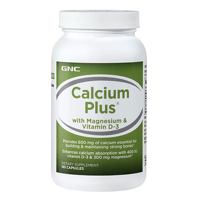 Calcium Plus 1000 Vitamin D 3 180 Capsules