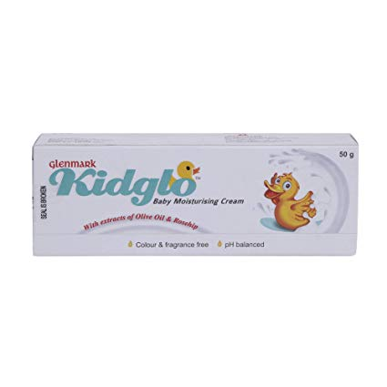 Kidglo Baby Moisturising Cream  50 g Pack of 2