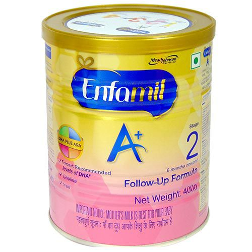 Enfamil A  Plus Stage 2 Follow Up Formula  400 g