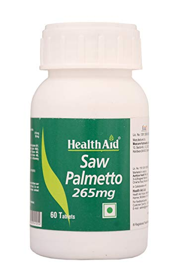 Saw palmetto 265mg