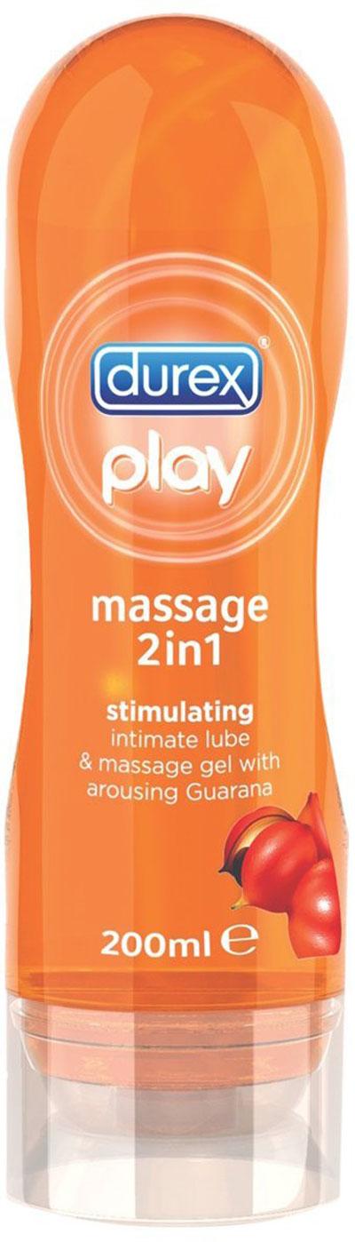 Durex Play Massage 2in1Stimulating 200 ml