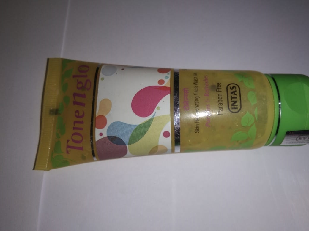 Tonenglo Face Wash 100G