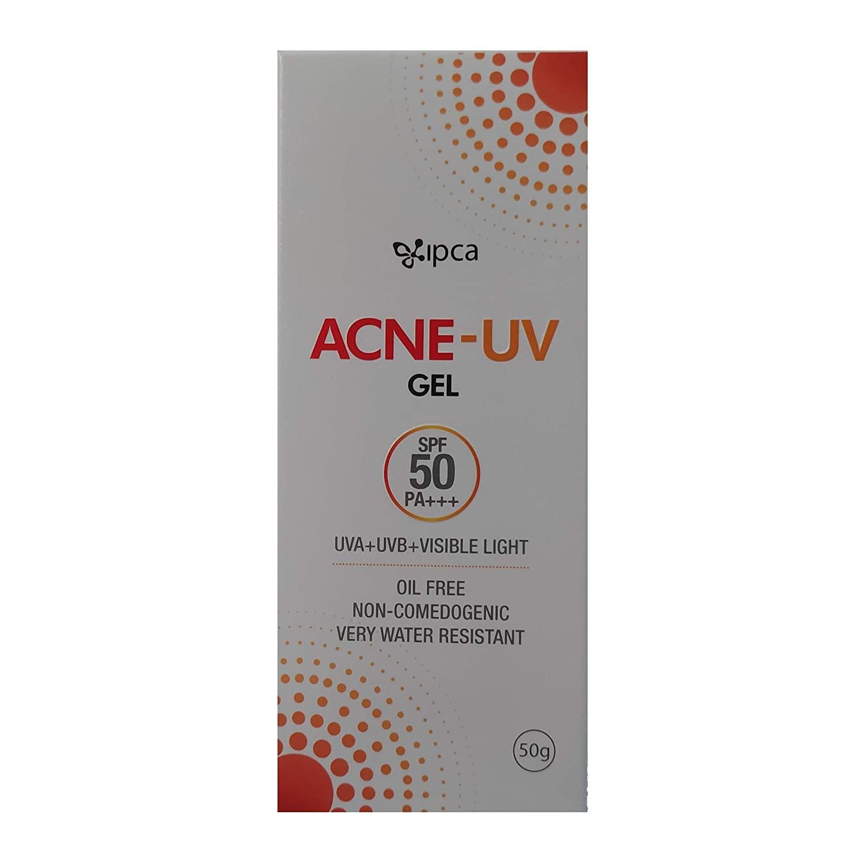 Acne UV SPF 50 Sunscreen Gel PA+++, 50 gm