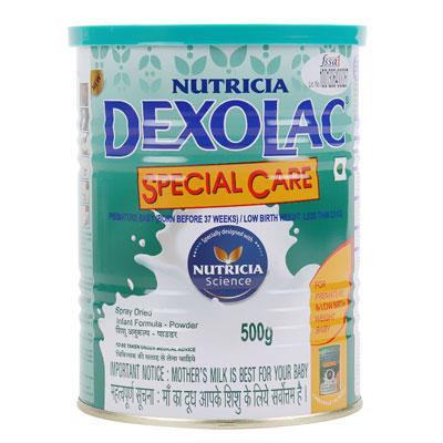 DEXOLAC Special Care 500 gm
