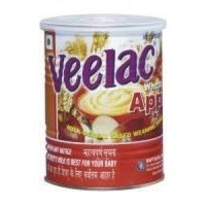 Veelac wheat Apple 400g