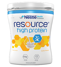 NESTLE RESOURCE HIGH PROTEIN 400g