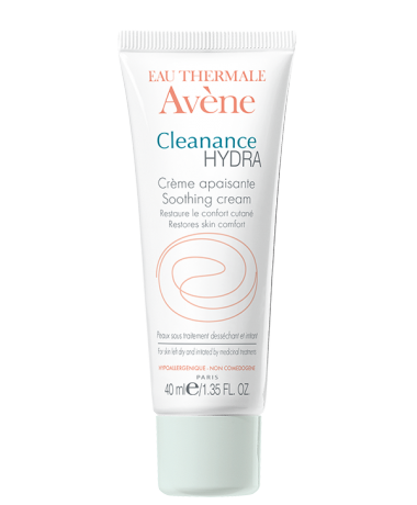 Avene cleanance hydra soothing cream 40ml