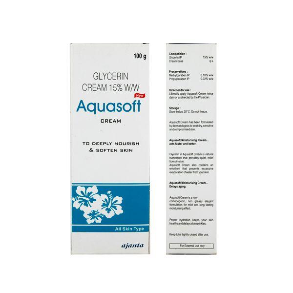 Aquasoft 15 Cream 100gm