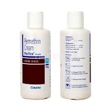 permethrin cream PERLICE 120g pack of 2