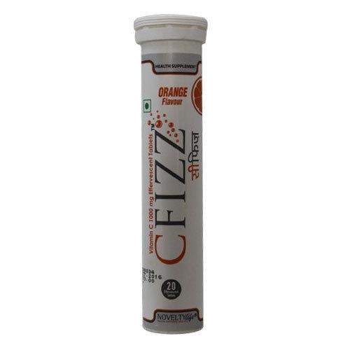 CFIZZ ORANGE FLAVOUR 20TABLETS