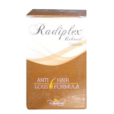 Radiplex Rebond 30 Capsules