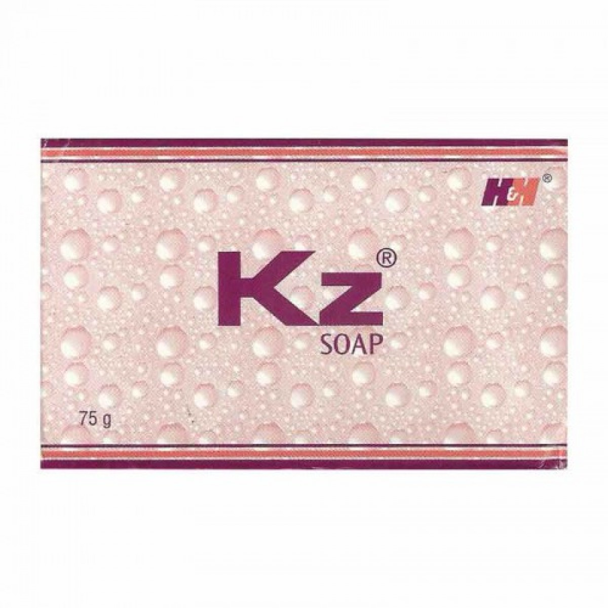 kz soap 75G pack of 3