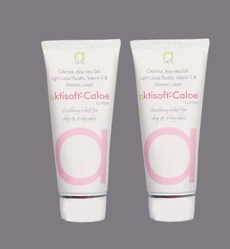 Aktisoft-Caloe Lotion 100ml Pack Of 2