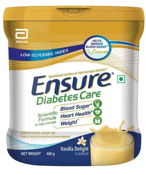 Ensure Diabetes Care  400g Vanilla