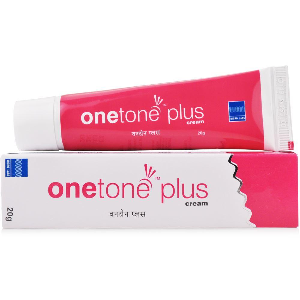 Onetone Plus  cream 20g