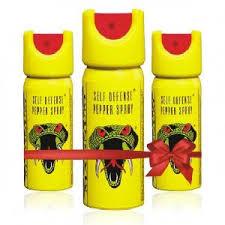 Cobra Magnum Pepper Spray Pack Of   3
