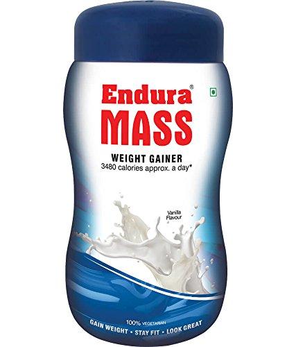 Endura Mass Weight Gainer  500 g Vanilla