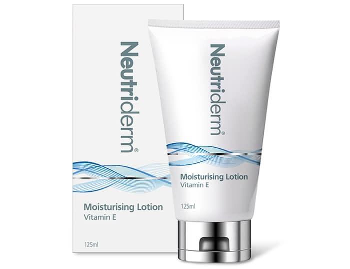 Neutriderm Vitamin E Moisturising Lotion 125ml PACK OF 2
