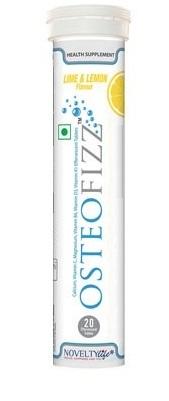 Osteofizz Lime and Lemon Flovour 20'S
