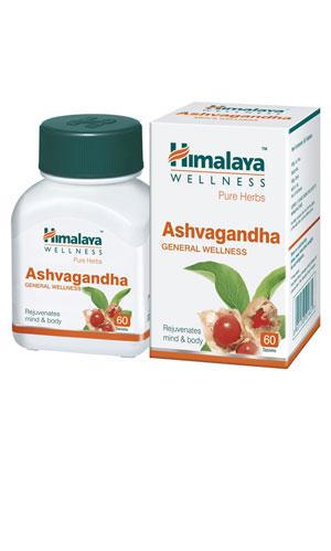 Ashvagandha 60 tablets pack of 2