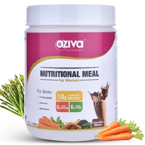 OZiva Nutritional Meal, Women