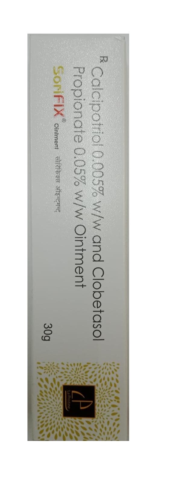 SoriFIX ointment 30gm