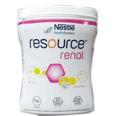 Resource Renal Vanilla Flavour 400gm