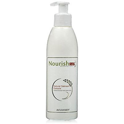 Nourish Oatmeal Extracts Vitamin E moisturizing lotion 185ml