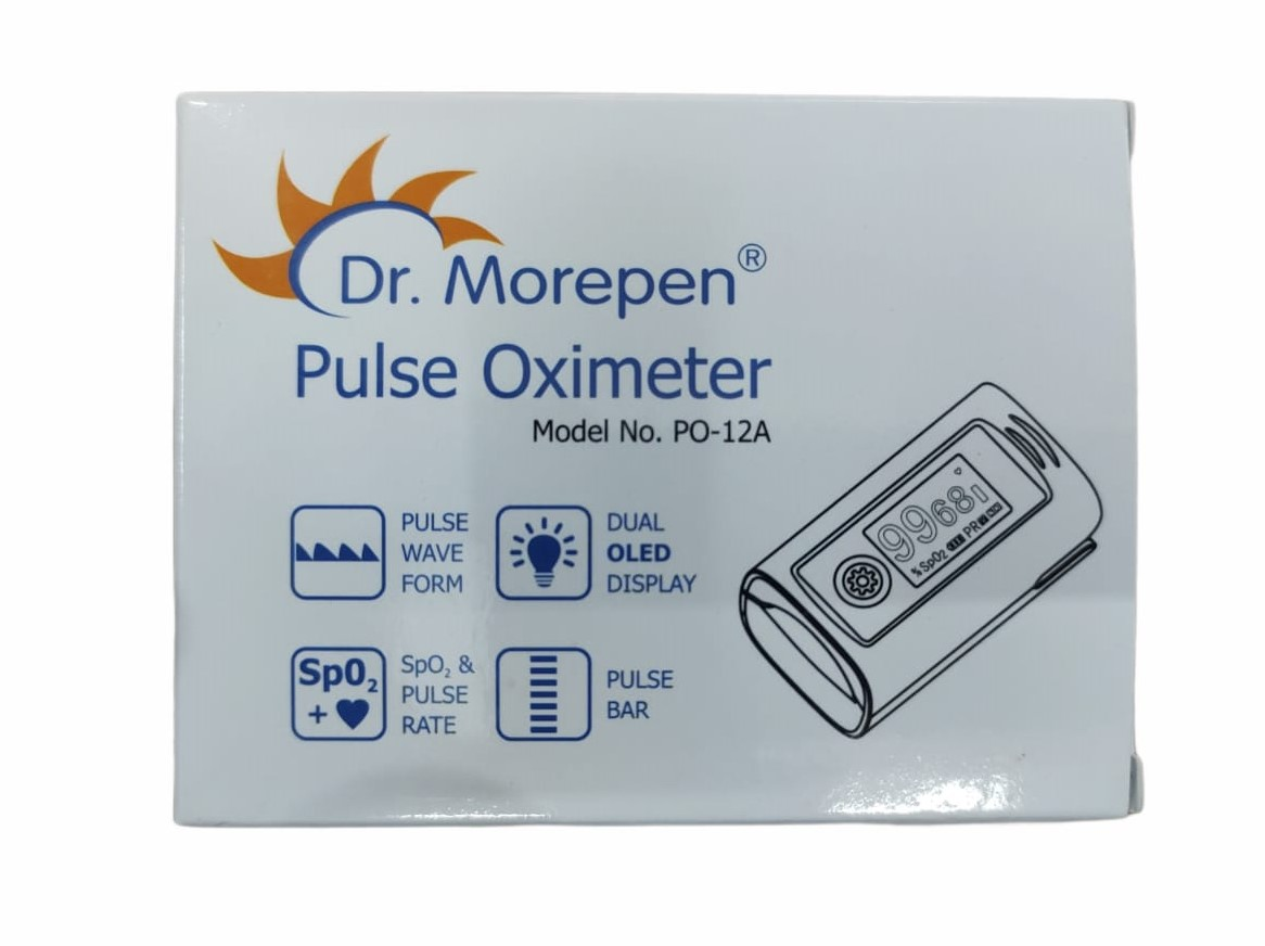 Dr Morepen Pluse Oximeter