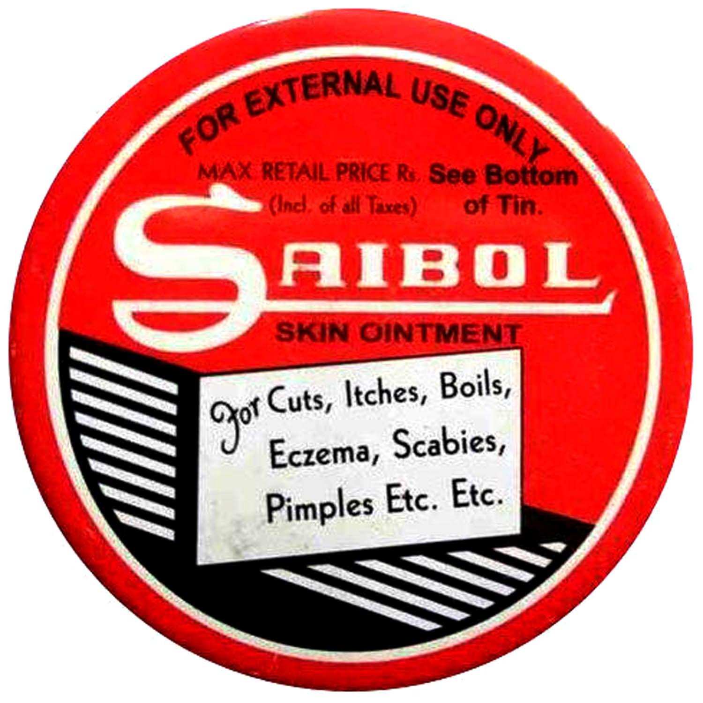 Saibol Skin Ointment, 15 gm Pack Of 6
