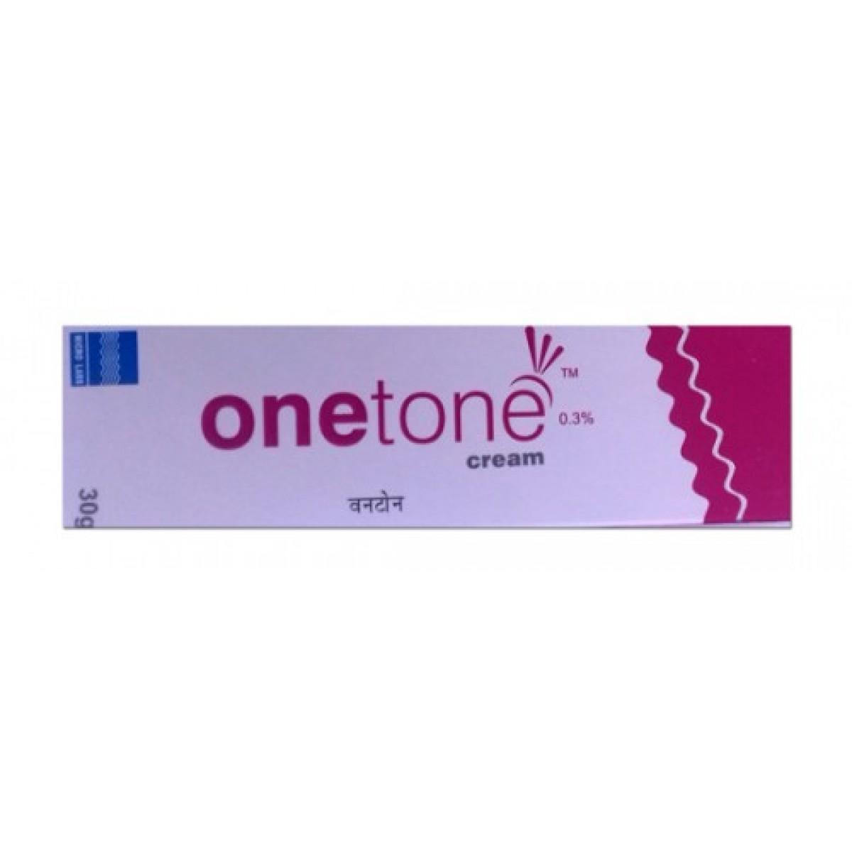 Onetone cream 30g