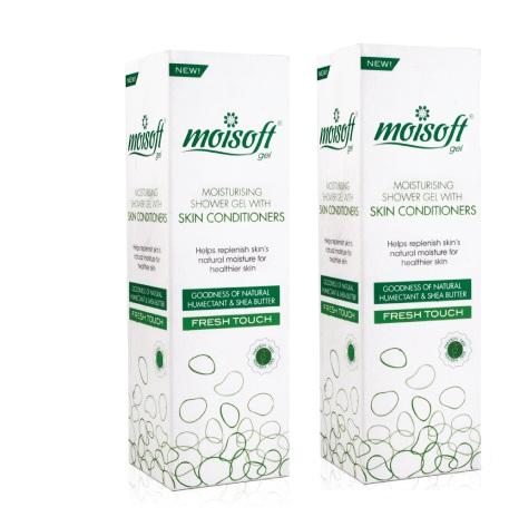 Moisoft Gel 100ML Pack Of 2