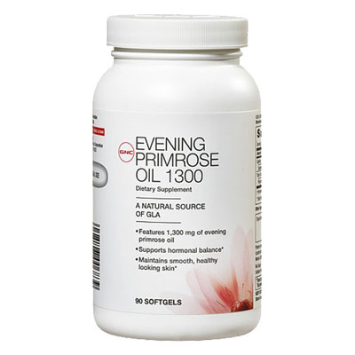 GNC Womens Evening Primrose Oil 1300mg 90s