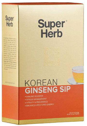Super Herb Korean Ginseng Sip 2.25gm