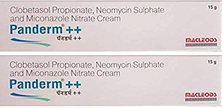 Panderm NM Cream 15gm Pack Of 2