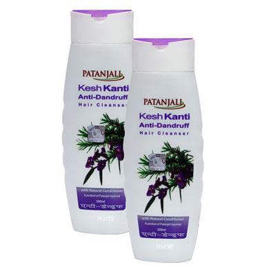 Kesh Kanti Anti Dandruff Hair Cleanser Pack Of 2